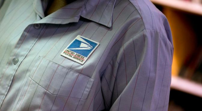 American taxpayers give an $18 billion gift to the post office every year