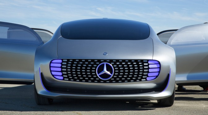 The Mercedes Robo-Car That May Make You Want to Stop Driving