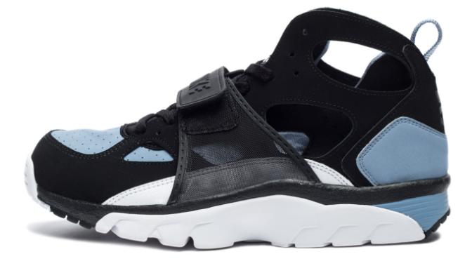 """Nike Air Trainer Huarache """"Black/Cool Blue"""""""