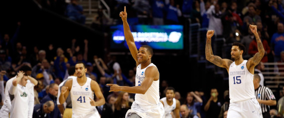 Kentucky, Wisconsin Head To Final Four