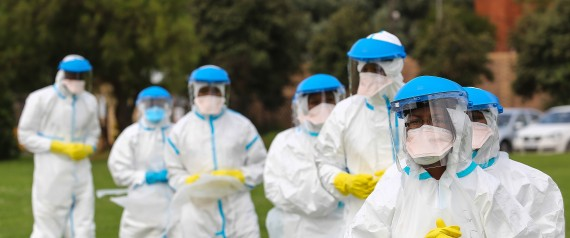 Sierra Leone Under 3-Day Lockdown Amid New Ebola Cases