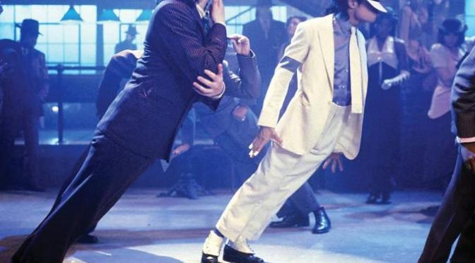 The Secret Behind Michael Jackson's Trademark Anti-Gravity Lean Was Actually a Pair of Shoes