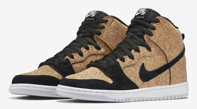 Nike's Next Cork Sneaker is an SB Dunk