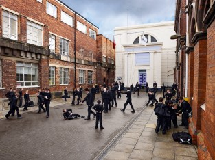 Hull Trinity House School, Hull, UK. This school was founded in 1787 to educate boys for seafaring careers. Before sending its pupils out into the world, the brethren of Hull Trinity House would provide them with a special dinner as well as two oranges, to help protect against scurvy. Today, students no longer go from school to sea, but the Dinner Day tradition survives.