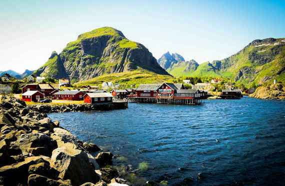 The Most Remote Vacation Spots On The Planet