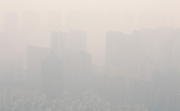 Peering Through the Haze of China's Deadly Air Pollution