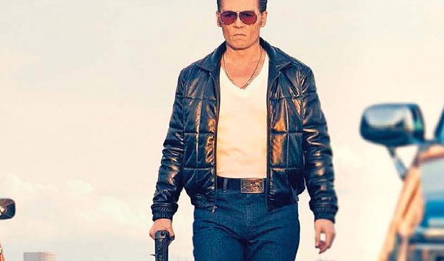 'Black Mass' Starring Johnny Depp (True Story Of Boston Crime Boss Whitey Bulger)