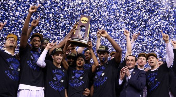 Duke Wins It All