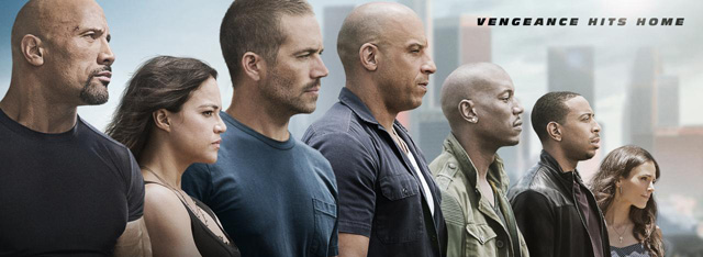 'Furious 7' Propels Universal Studios To $1 Billion At International Box Office