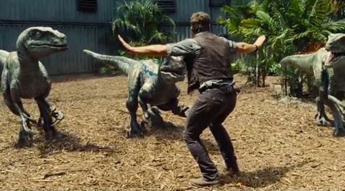 New Jurassic World Trailer