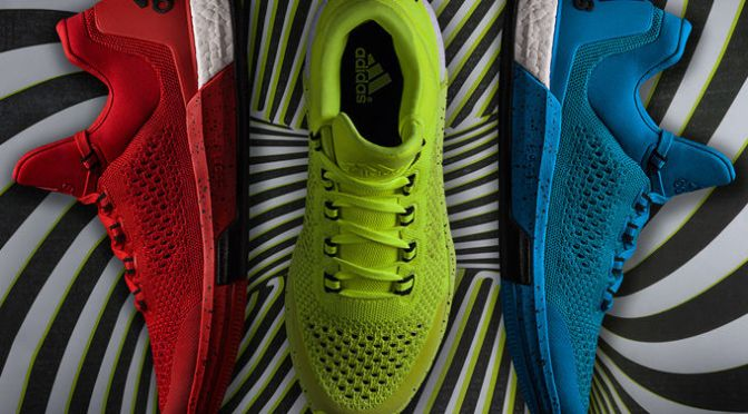 Adidas Officially Unveils the Crazylight Boost 2015