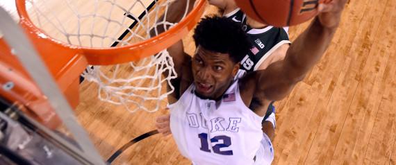 Duke Beats Michigan State To Advance To NCAA Championship