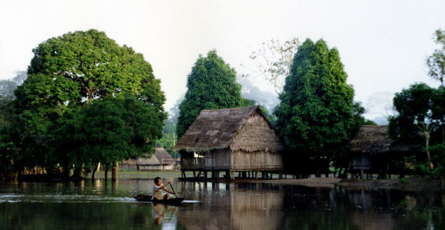 A Remote Amazonian Tribe Harbors Unprecedented Microbial Diversity