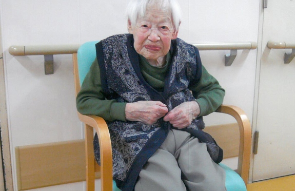 World's Oldest Woman Revealed Her Secret to Long Life