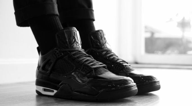 These On-Feet Images of the Air Jordan 11Lab4 Will Make You Thirsty as Hell