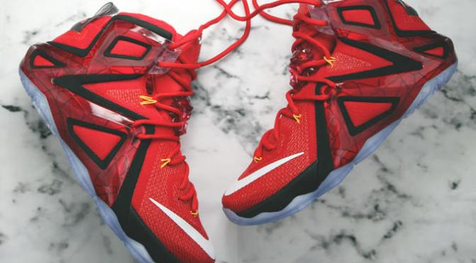 "Here's Your Best Look Yet at the Nike LeBron 12 Elite ""Team"" Edition"