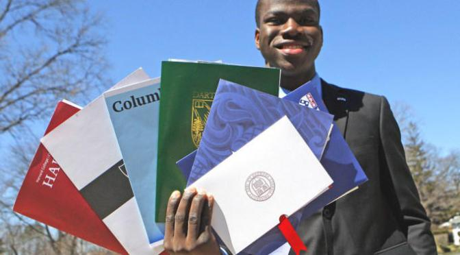 Meet the Latest Kid to Get Accepted Into Every Ivy League School
