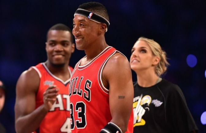 Scottie Pippen Thinks the 1995-96 Bulls Would Finish 75-7 in Today's NBA