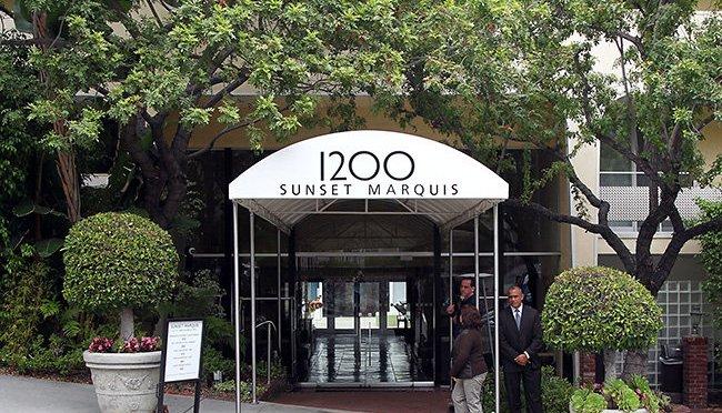 Sunset Marquis: Secrets of Rock 'n' Roll's Wild Hotel
