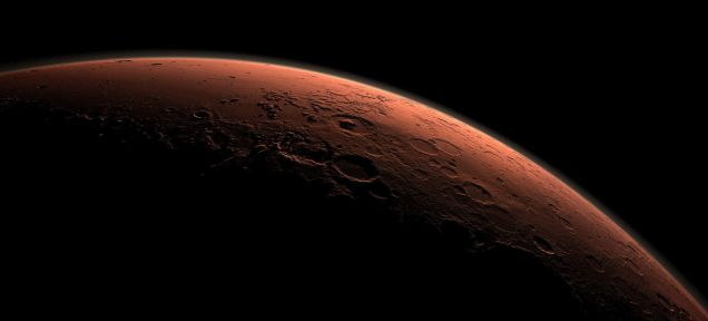 Space Radiation On the Long Trip To Mars Could Make Astronauts Dumber