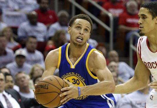 Stephen Curry, Warriors dominate Rockets for 3-0 lead