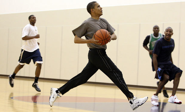 Nike to Give Obama a Sneaker Designed by Mark Parker, Tinker Hatfield, and Michael Jordan