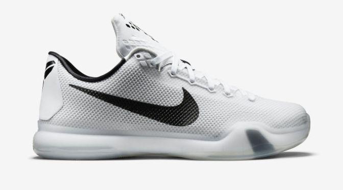"Nike Kobe X ""Fundamentals"""