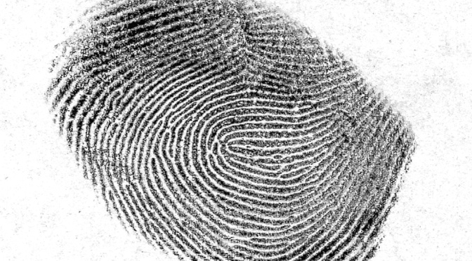 Your Fingerprint Can Reveal Cocaine Use