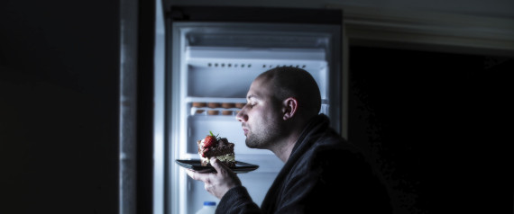Are You A Late-Night Snacker? Blame Your Brain