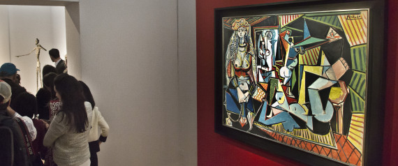 Picasso Painting Sells For Record-Breaking $179 Million
