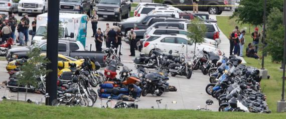 9 Killed In Biker Gang Shootout In Texas