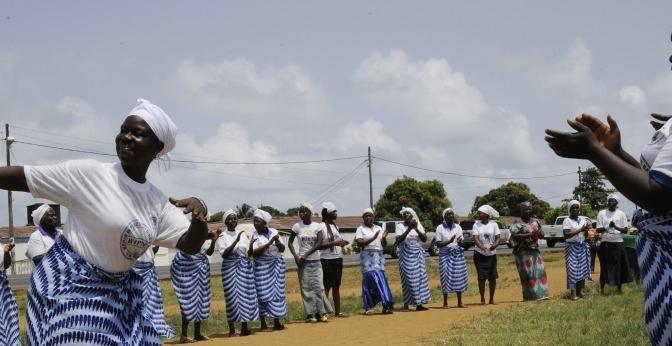 AT LAST!  LIBERIA EBOLA-FREE