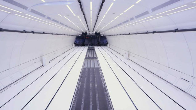 This Zero-Gravity Training Plane Only Carries Science