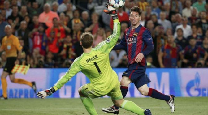 Lionel Messi Devastates Bayern Munich, Reminds Everyone That Barcelona is Center of the Footballing Universe