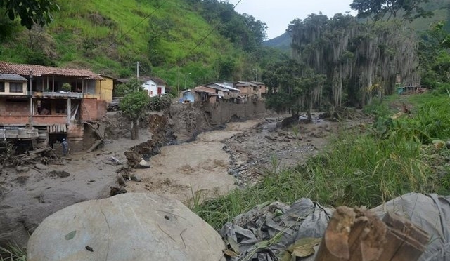 Massive Flash Flood Kills At Least 49 In Colombia