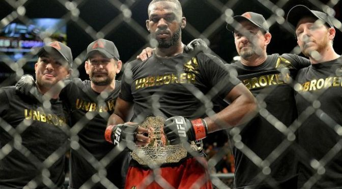Jon Jones' Manager Says the UFC Fighter's Career Could Be Over