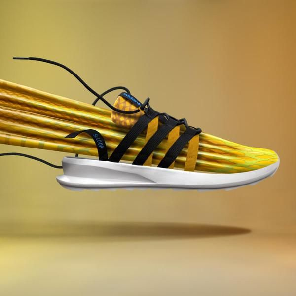 Adidas Announces Another Game-Changing, Color-Shifting Technology