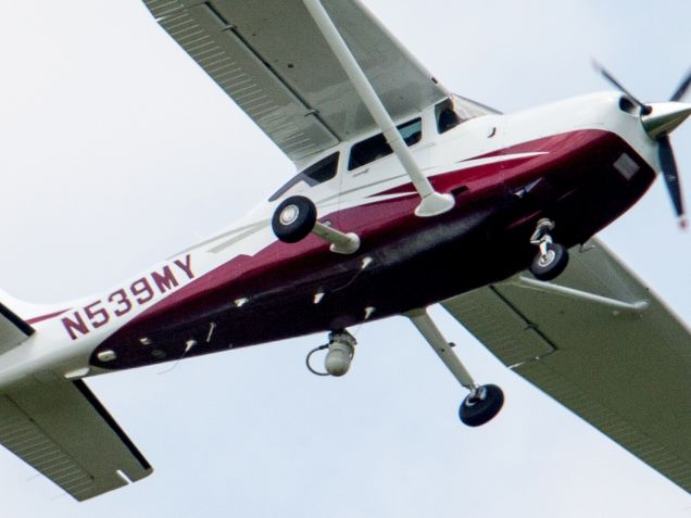 FBI Admits It Uses Fake Companies to Fly Surveillance Over U.S. Cities