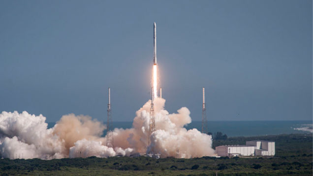 Elon Musk's Space Internet Plan Is Moving Forward