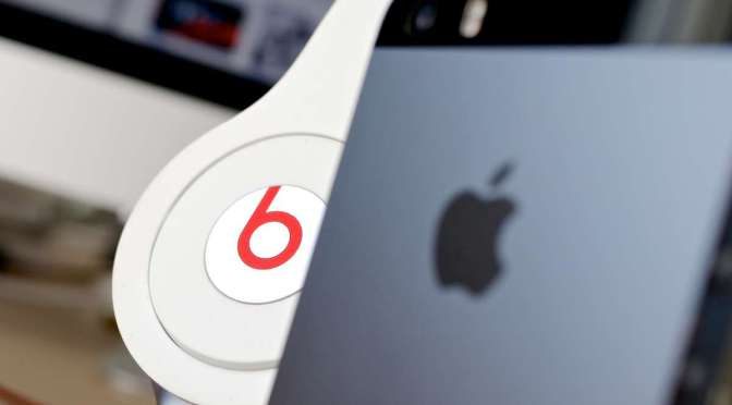 APPLE TAKES ON SPOTIFY WITH NEW MUSIC STREAMING SERVICE