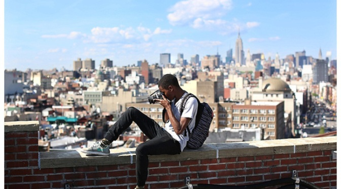 Meet NYC's Photographer Humza Deas