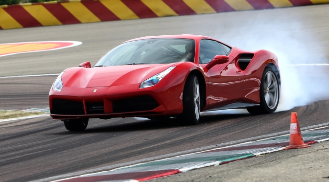 2016 Ferrari 488GTB: Fantastic and sublime.