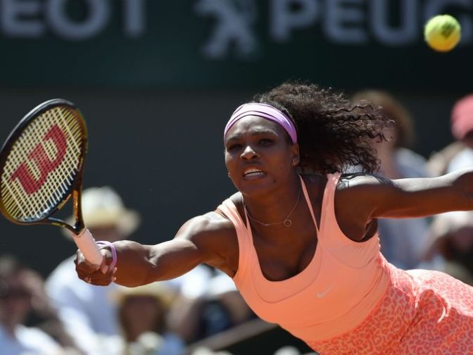 Serena Williams Wins Her 20th Major