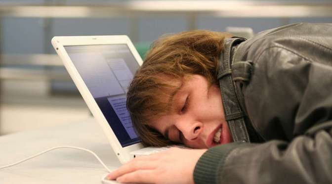 PARTS OF YOUR BRAIN GO BERZERK ON MICROSLEEP