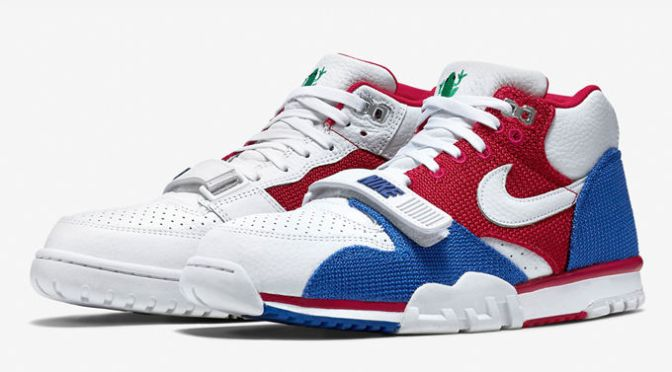 Nike Celebrates Puerto Rican Pride with Air Trainer 1s