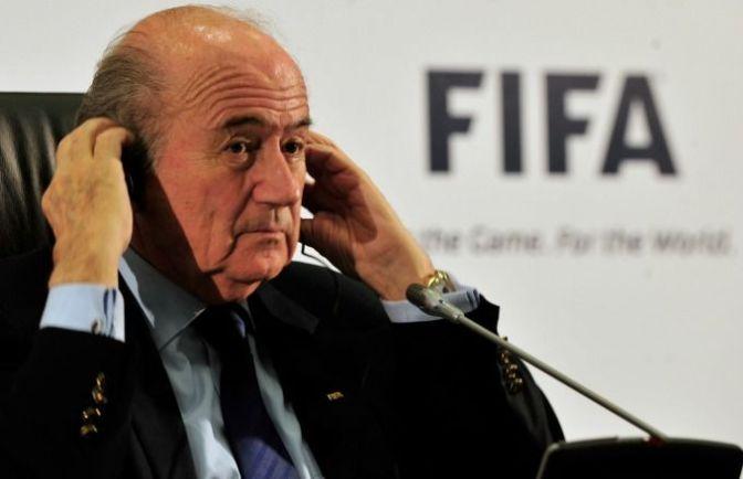 FIFA President Sepp Blatter Has Resigned