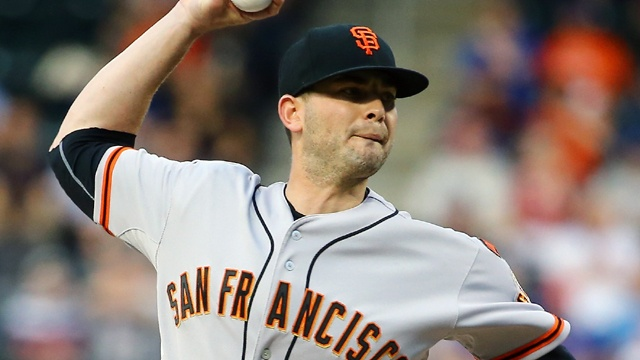 Giants Rookie Tosses A No-Hitter