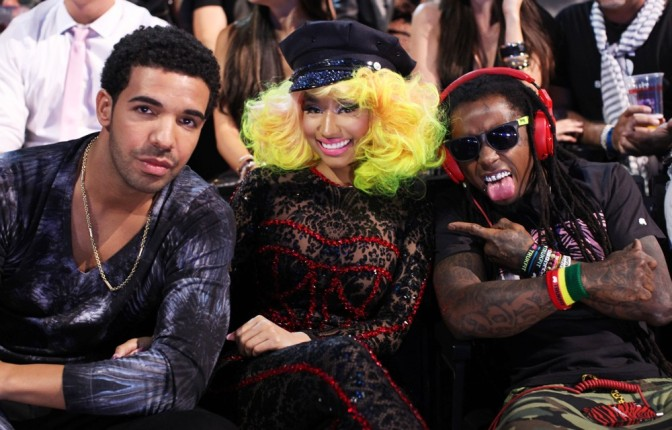Lil Wayne Thinks Drake and Nicki Minaj Are Going To Leave Young Money Because of Birdman
