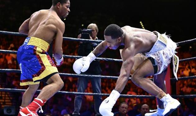 Shawn Porter Hands Adrien Broner His 2nd Loss With 12-Round Unanimous Decision Win. Floyd Mayweather Jr. Reacts