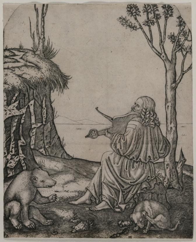 Da Vinci Discovered: Art Sleuthing Reveals Leonardo Engraving